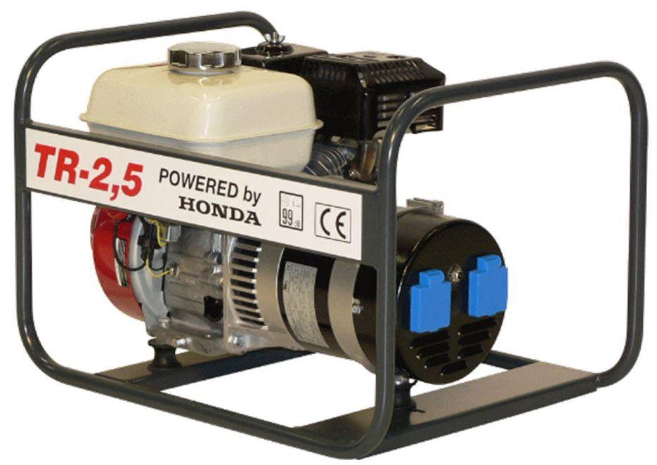 HONDA TR - 2,5 áramfejlesztő